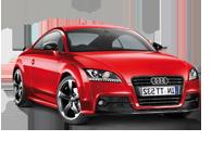 2,5 TFSI (360 л.с.) TT RS Coupe